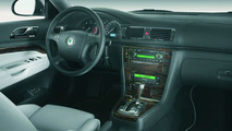 2007 Skoda Superb Laurin & Klement Interior