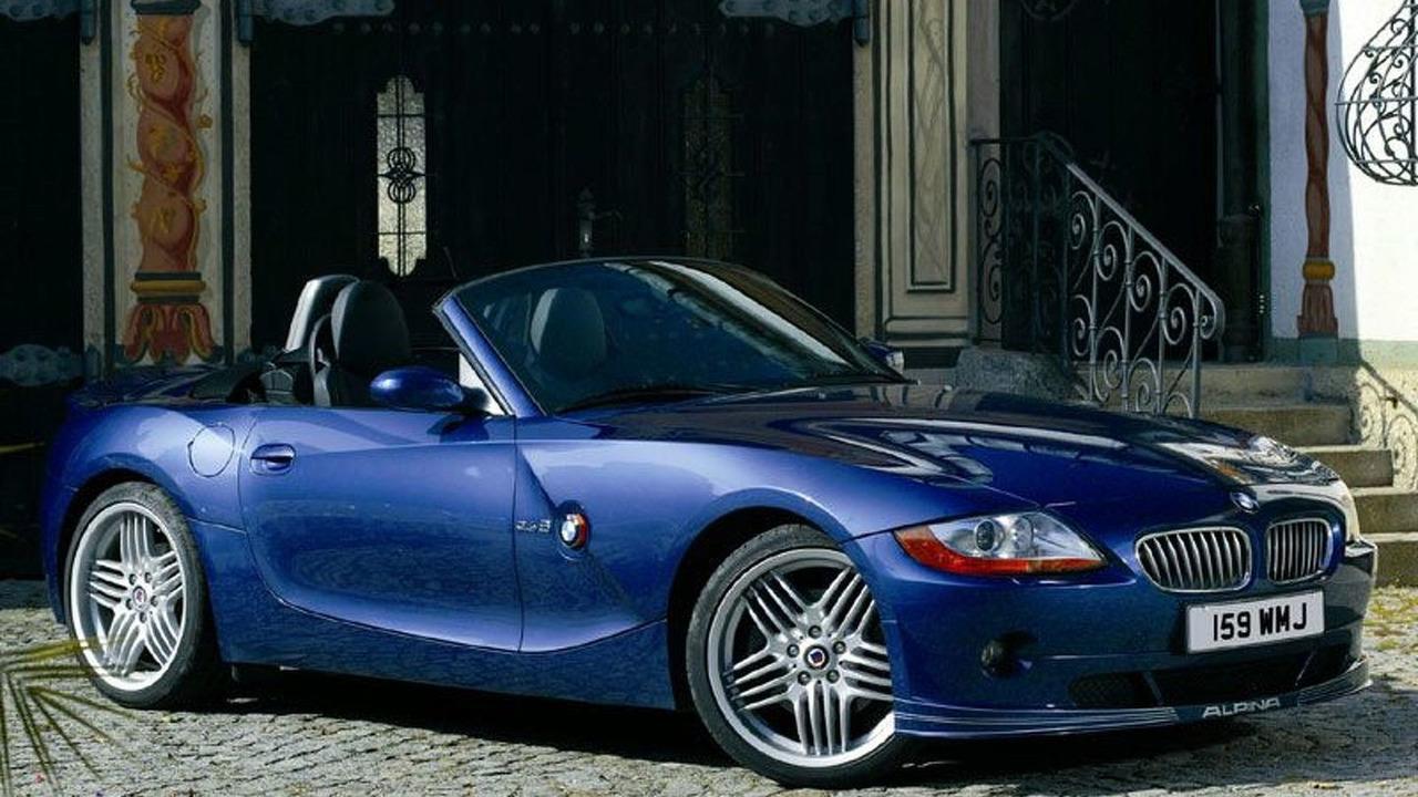 BMW Alpina Roadster S