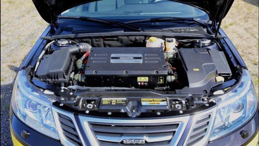 La rinascita di Saab prosegue, quasi pronta la 9-3 elettrica