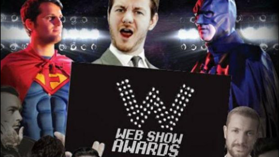 Il Motor Show ospita il Web Show Awards