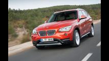 BMW X1 restyling: piccoli ritocchi e nuovi motori