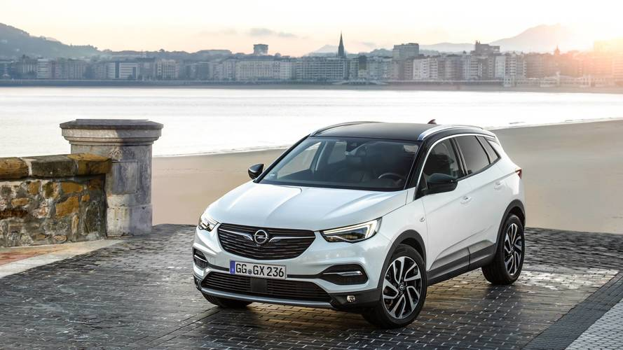 Opel Grandland X 2.0 Ultimate
