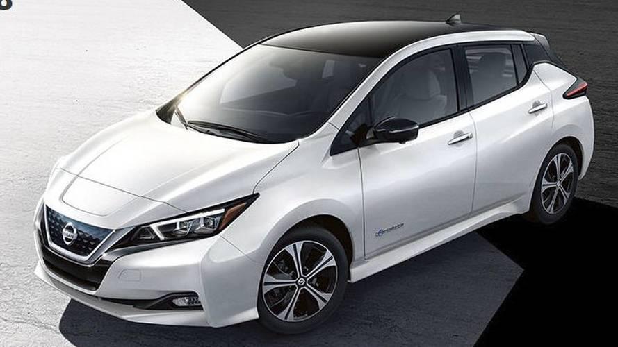 Továbbra is a Nissan Leaf Európa legkeresettebb elektromos autója