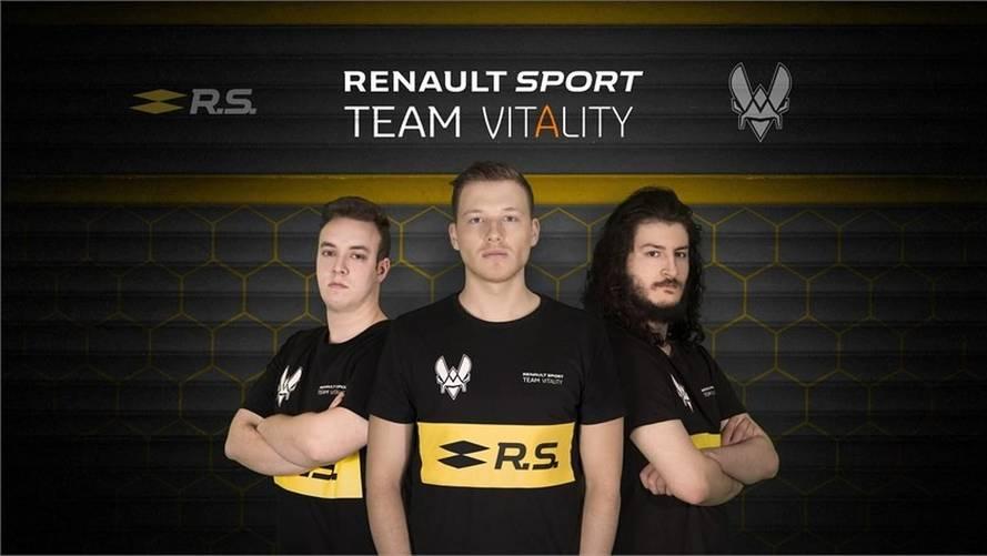 Renault prépare son entrée dans l'eSport