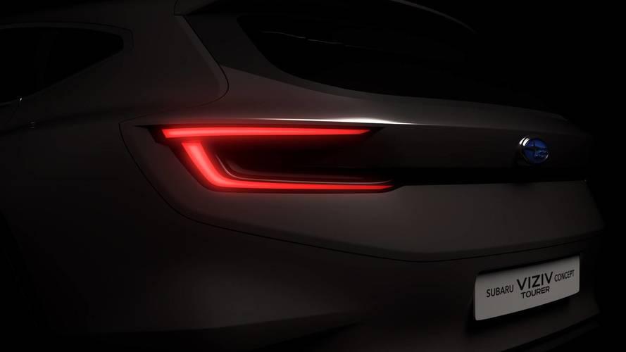 Subaru à Genève avec un nouveau Viziv Concept Tourer