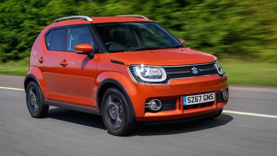 2016 Suzuki Ignis review: Micro 4x4 with style appeal
