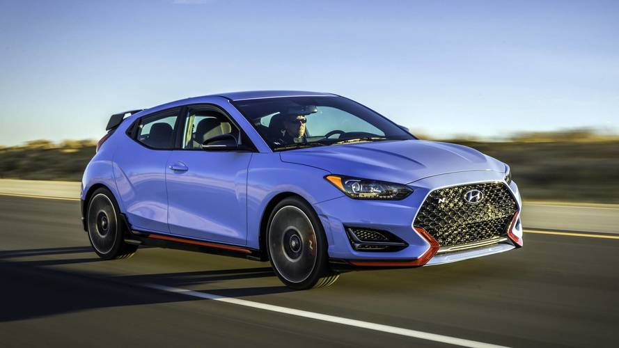 Hyundai Will Offer Warmed-Over N Sport Models Underneath N Cars