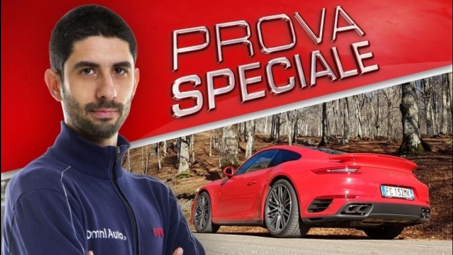 Porsche 911 Turbo, fra ragione e passione [VIDEO]
