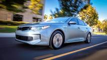 7. Kia Optima Plug-In Hybrid