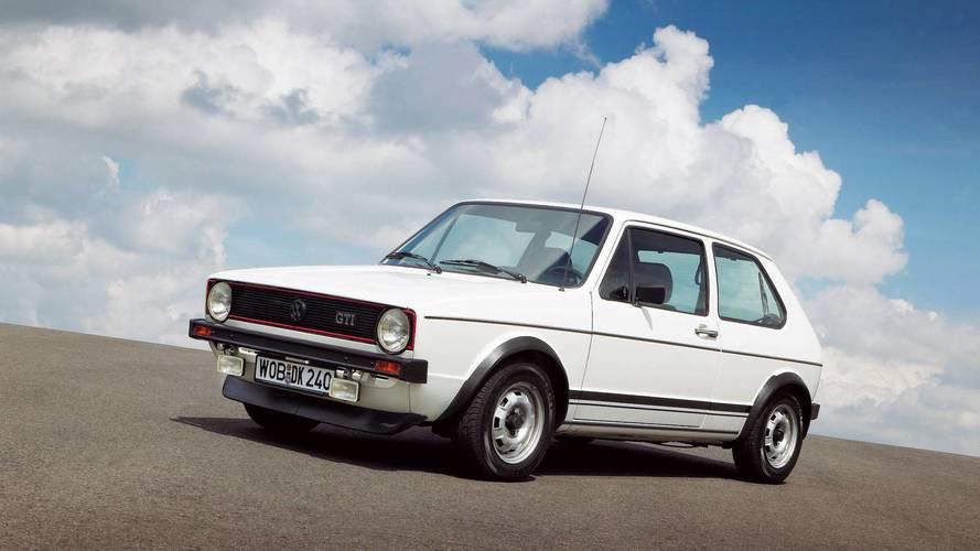 Clásicos legendarios: Volkswagen Golf MK I de 1976