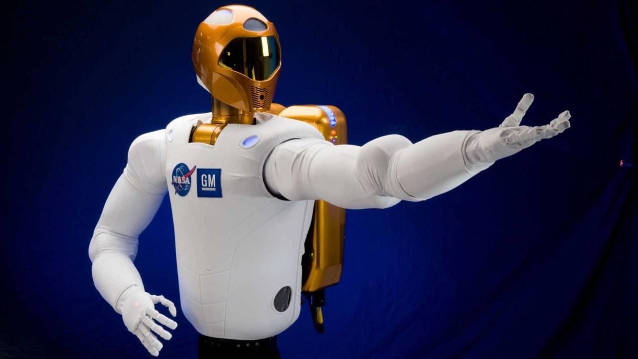 GM Robonaut 2