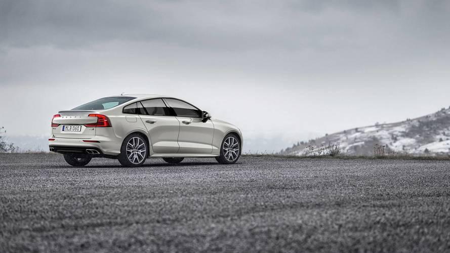 2018 Volvo S60 render