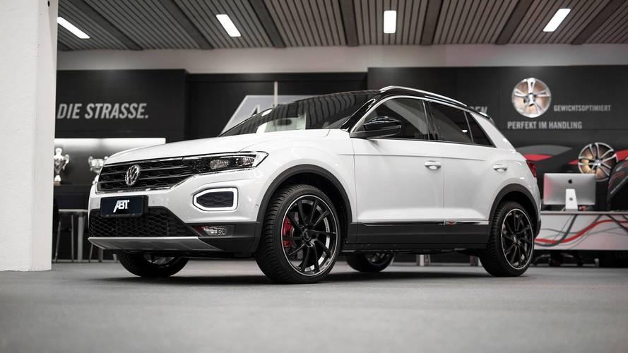 ABT añade picante al Volkswagen T-Roc 2018