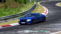 Bentley Continental GT Vidéo espion