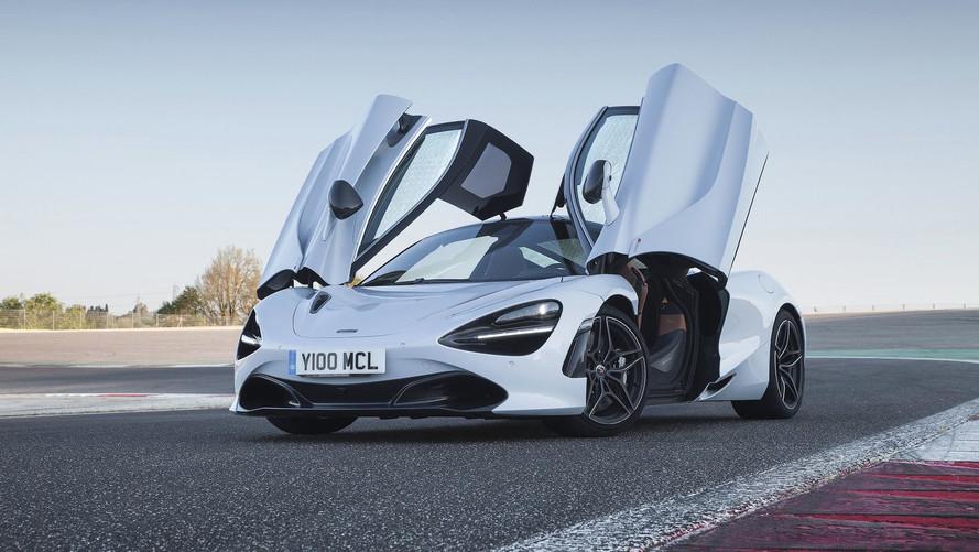 McLaren 720S kuyruğu 2019'a uzanıyor