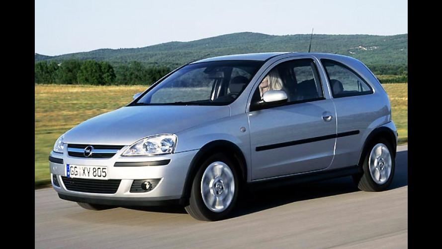 Jetzt auch Opel: Kunden zahlen für Neuwagen meist weniger