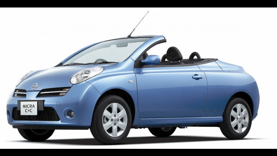 Nissan Micra 2008... in Giappone