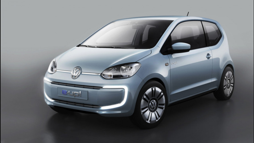 Volkswagen New Small Family Concept