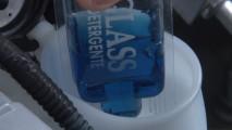 Controllare l'acqua dei tergicristalli