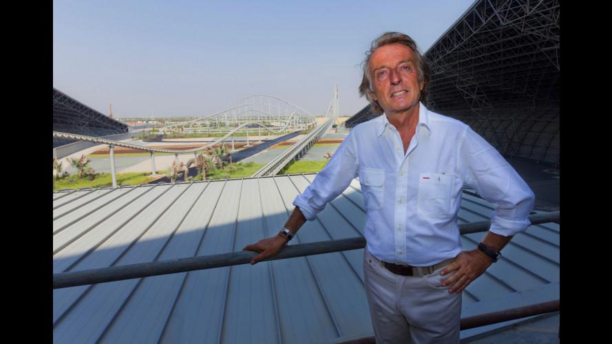 Il Ferrari World Abu Dhabi è pronto