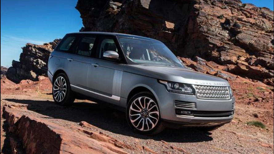 Nuova Range Rover: i prezzi