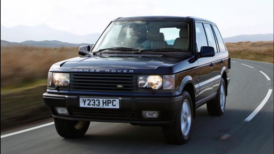 Range Rover Classic, cercando una