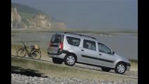 Dacia Logan MCV: in arrivo a gennaio