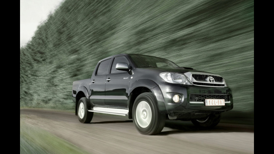 Nuovo Toyota Hilux 2.5 D-4D 4x4