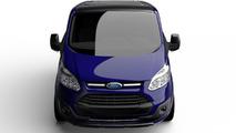 Ford Transit Black Edition et Sport