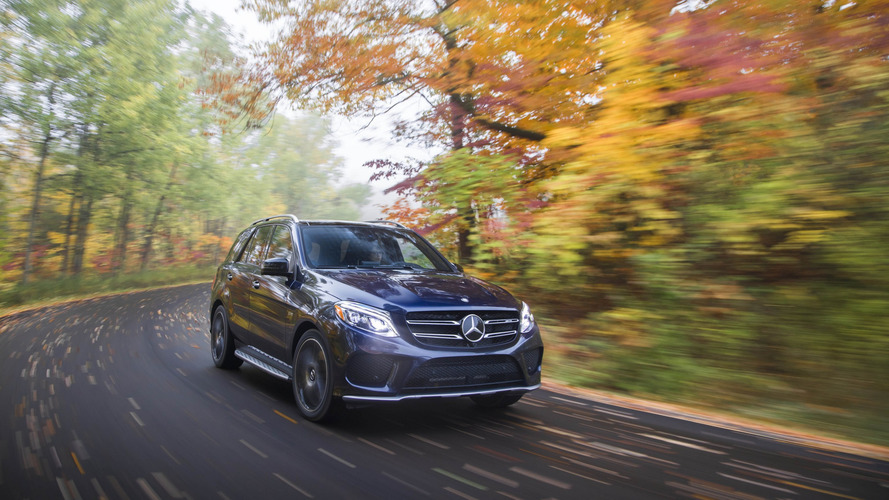 Mercedes-AMG GLE43 replaces GLE400 in U.S., arrives early 2017