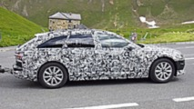 2020 Audi A6 Allroad spy photo