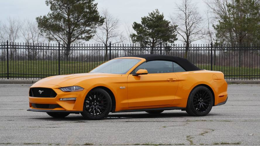 Next-Gen Ford Mustang Might Get AWD And Spawn Electric Version