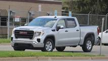 2019 GMC Sierra 1500 Spy Photos