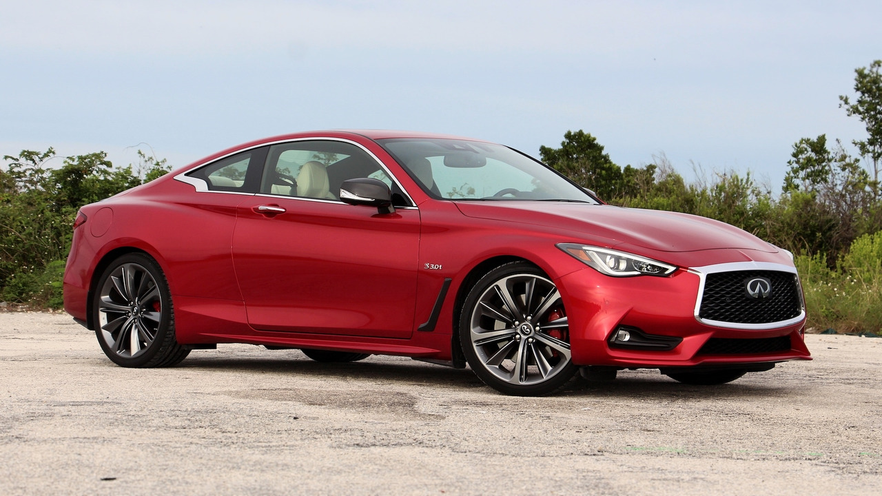 Infiniti Q60 Red Alpha >> 2018 Infiniti Q60 Red Sport 400 Review: Skin Deep