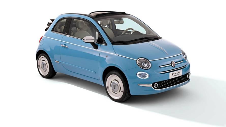 Fiat 500 Spiaggina, una edición especial con sabor añejo