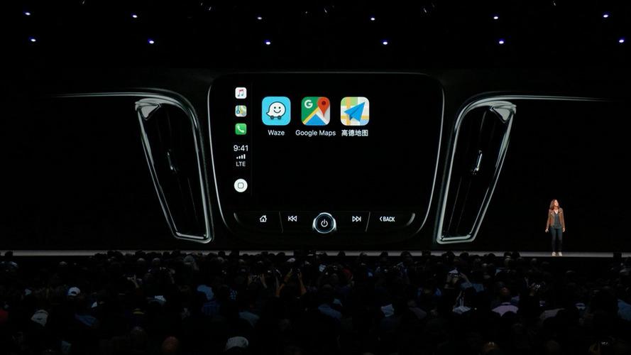 Waze e Google Maps compatibili con Apple CarPlay grazie a iOs 12