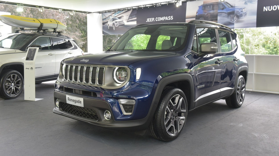 See The 2019 Jeep Renegade In First Real Images