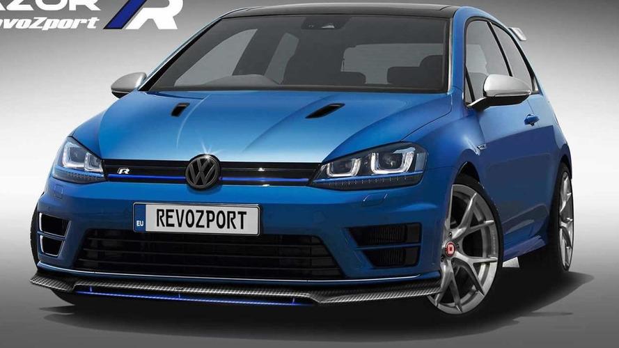 RevoZport sharpens up the Volkswagen Golf GTI and R