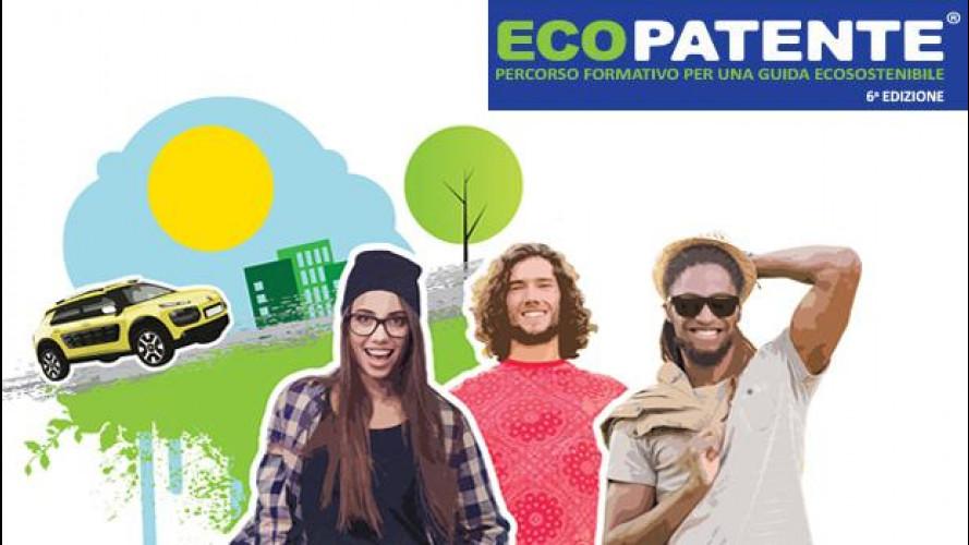 """Patente auto sempre più green con il progetto """"EcoPatente"""""""