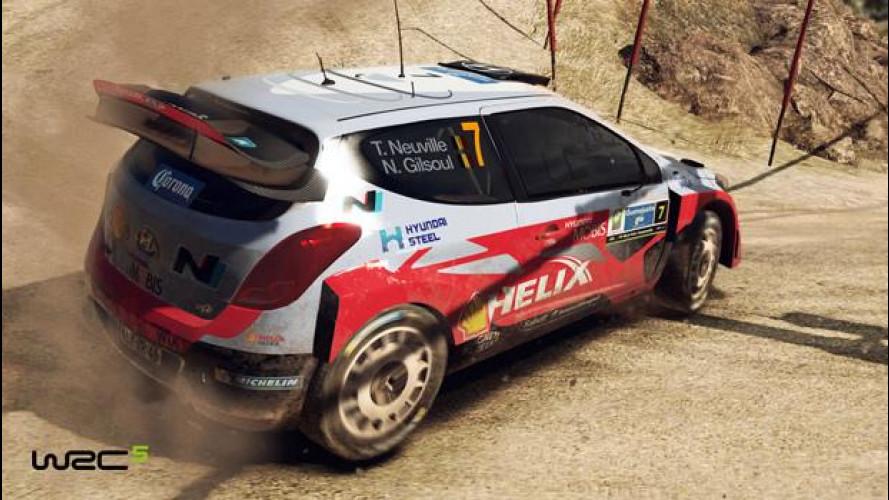 Con WRC 5 torna il racing game per tutti gli appassionati di rally