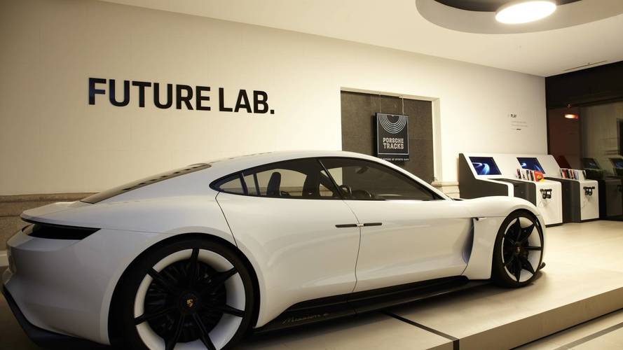Take A Tour Through The First Porsche Tracks Exhibit In Madrid