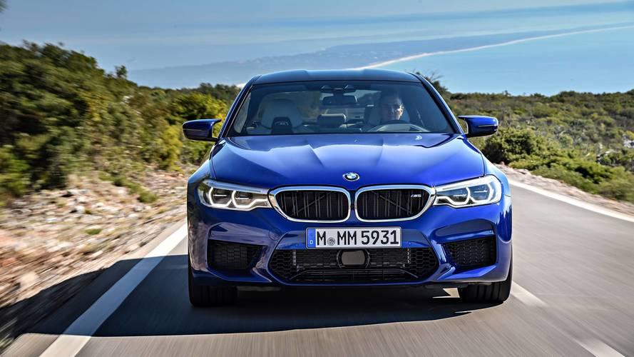 BMW M5 2018: primera prueba