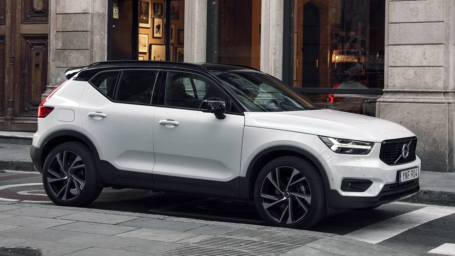 Volvo XC40 Wins 2018 European Car Of The Year Award