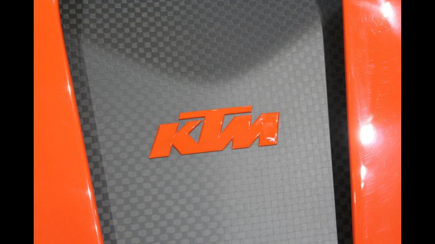 KTM al Salone di Ginevra 2009