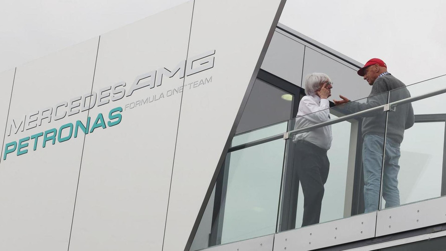 F1 facing 'giant hole' without Ecclestone - Lauda