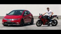 "Honda Civic Type S ""Fireblade Replica"""