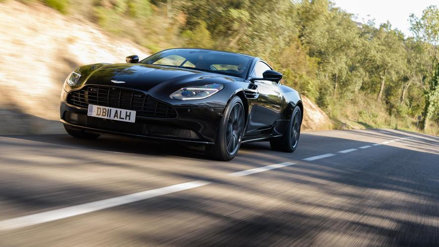 Aston Martin DB11 V8 First Drive: Fewer Cylinders, More Fun