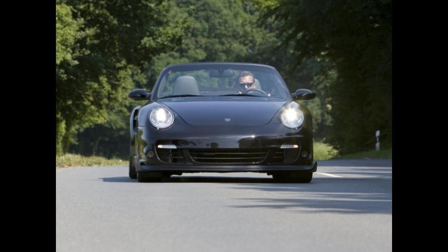 9ff Porsche Turbo, Coupè e Cabriolet