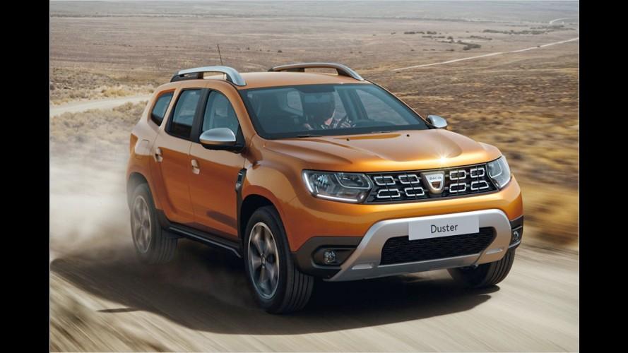 Dacia zeigt neuen Duster