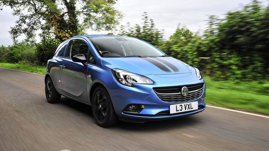 Vauxhall Corsavan Limited Edition Adds Speedy Look To Cargo Hauler